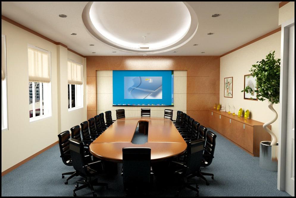 nội thất phòng họp 6