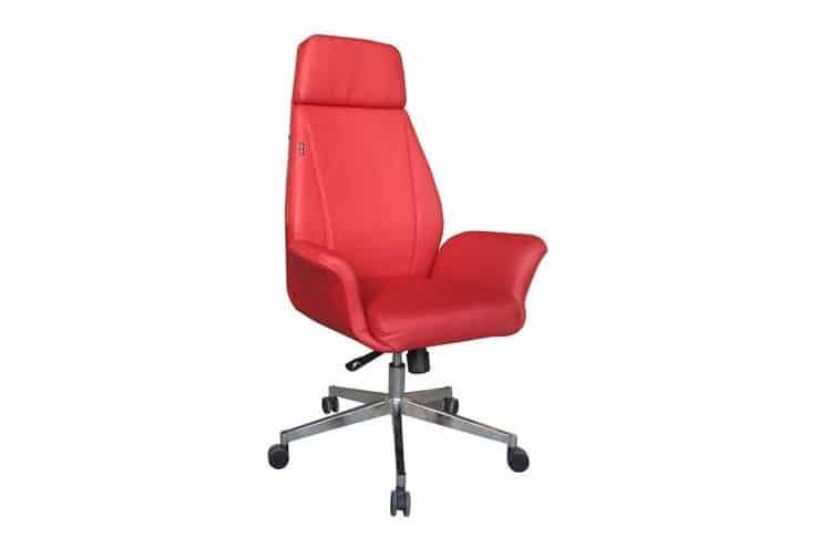 Chiếc ghế màu đỏ mệnh hỏa